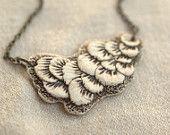 Love this - Mushroom Cloud necklace
