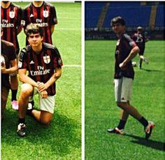 Footballer Cal;)