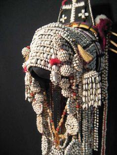 Akha Wedding Ceremony Headdress