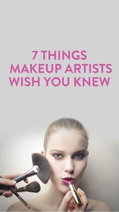 Super helpful makeup artist tips #beauty