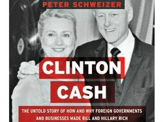 "Clinton Cash, is a feature documentary based on the Peter Schweizer book that the New York Times hailed as ""The most anticipated and feared book of a preside..."