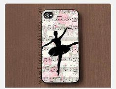 Cute ballet case