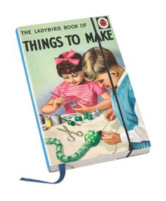 Ladybird - things to make notebook  $14.95