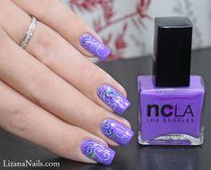 Nail Art - Nailstickers et détail