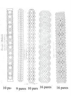 Punto de encuentro de encajeras (pág. 158) | Aprender manualidades es facilisimo.com