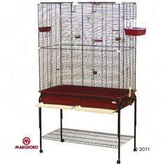 Cage pour oiseaux Marchioro Delfi 102