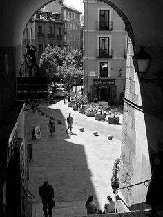 Madrid, Spain... I walked through here many years ago...