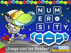 Numerosity: ¡Juega con las Restas! de ThoughtBox