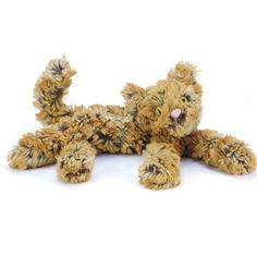 Jellycat kat bamse - Ginger Kooky Cat ~ www.banditten.com