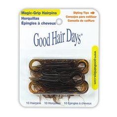 Good Hair Days Magic-Grip Hairpins