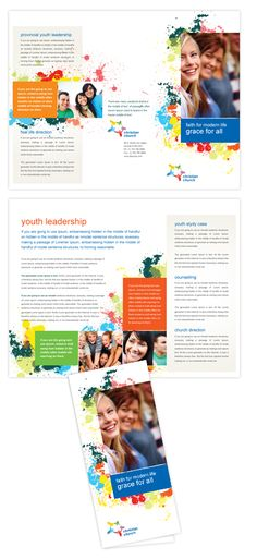 depositphotos_29025361-Professional-business-three-fold-flyer - microsoft tri fold brochure template free