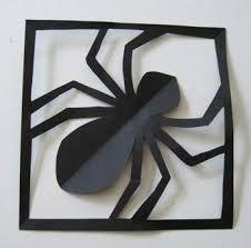 Resultado de imagen para araña con papel de china