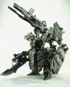 "GUNDAM GUY: Neo Zeon NZ-666 AB/HC ""Kshatriya"" Anti Beam Weapon Heavy Convoy Mobile Suit"
