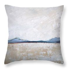After Rain Throw Pillow for Sale by Vesna Antic