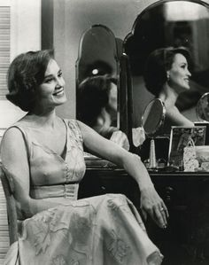 Jessica Lange Cat on a Hot tin Roof