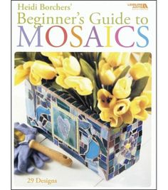 44 pages  Simplified approach to the mosaic art form will quickly have you creating lovely tile and glass inlays. Projects range from small gift items to enchanting garden enhancements. Use an array o                                                                                                                                                                                 More