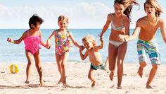 5 consejos para proteger a los niños del sol este verano