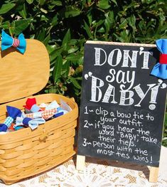 Bow Tie Little Man Baby Shower Party Game!  See more party planning ideas at CatchMyParty.com!