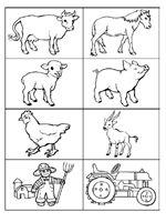 Pre-K Farm Theme: Pre-K & Preschool theme ideas for learning about farms, farm animals, and crops