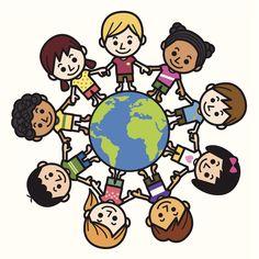 Image result for multicultural kids clipart