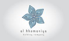 Modern Arabic Logo - Al Khomasiya Design by Cristina Ludwig