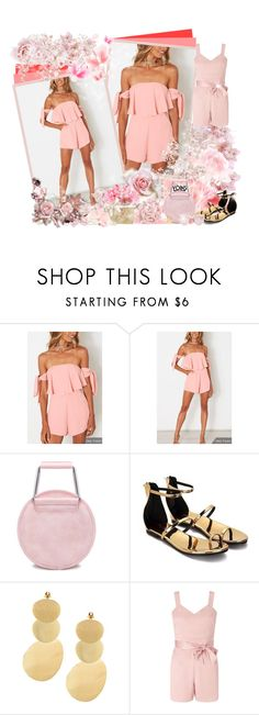 """Yoins"" by asia-12 ❤ liked on Polyvore featuring Miss Selfridge, Karen Walker, yoins, yoinscollection and loveyoins"