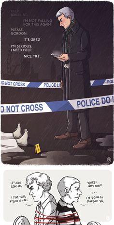 """John: """"I'm going to murder you.""""   #Sherlock"""