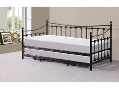1000 id es sur le th me lits en fer noir sur pinterest. Black Bedroom Furniture Sets. Home Design Ideas