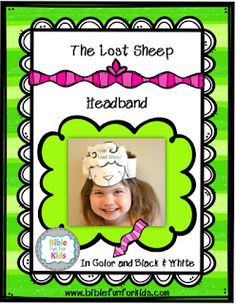 This continues our series learning about Jesus. This is week 10 in the fourth quarter of a year of Preschool Bible Study that I assist wi. Sunday School Lessons, Lessons For Kids, Projects For Kids, Art Projects, Jesus Crafts, Preschool Bible Lessons, Church Games, The Lost Sheep, Sheep Crafts