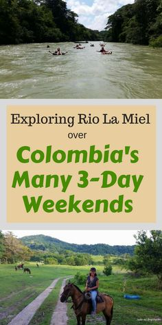 This is a perfect short-trip from Bogota, Colombia!