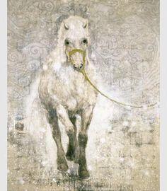 Toshiyuki Enoki 「馬」・100F