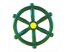 Gorilla Playsets Ship's Wheel Swing Set Accessory : Target Backyard Playset, Backyard Playground, Backyard Ideas, Outdoor Playset, Playground Ideas, Swing Set Accessories, Playground Accessories, Wooden Playset