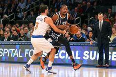 Kevin Durant anota 44 puntos para guiar a Oklahoma al triunfo