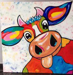 Bonte koe