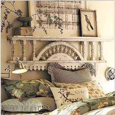 Exceptional diy french country decor are offered on our site. Take a look and you wont be sorry you did. French Country Bedrooms, French Country Farmhouse, French Country Style, French Country Decorating, Country Bathrooms, Rustic French, French Country Wall Decor, Cottage Decorating, Farmhouse Ideas