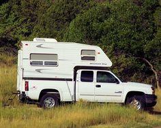 truck camper -- Mesa Verde National Park, Colorado, September 15, 2009
