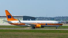 Boeing 737-8K5 D-ATUF, EDDS (STR) VFH Stuttgart, HLX/HLF (X3/HF) TUIfly
