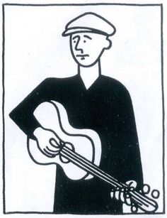 Hans Ticha: Der junge Brecht spielt für seine Bi