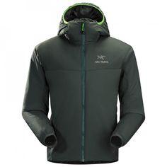 Arc'teryx - Atom LT Hoody - Synthetic jacket | Free UK Delivery | Alpinetrek.co.uk