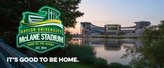 McLane Stadium | Student Gameday