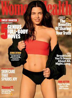 Celebrity Photos, Celebrity News, Celebrity Fitness, Toned Tummy, Womens Health Magazine, Sparks Joy, Jenna Dewan, Best Dance, The New Normal