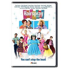 Hairspray Live! (Dvd), Movies Harvey Fierstein, Hairspray Live, Martin Short, Rosie Odonnell, Raini Rodriguez, Garrett Clayton, Fun Places To Go, Racial Equality, Disney Channel Stars