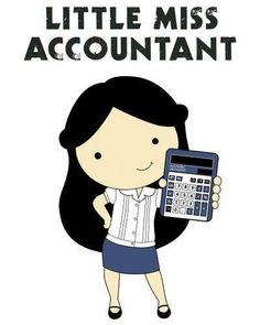 Little Miss Accountant - Accounting Job - Ideas of Accounting Job - Little Miss Accountant Accounting Jokes, Accounting Student, Bookkeeping And Accounting, Accounting And Finance, Bookkeeping Business, Accountability Quotes, Cpa Exam, Chartered Accountant, Travel Humor