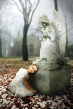 children and angels