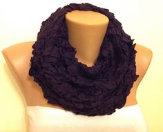 A personal favorite from my Etsy shop https://www.etsy.com/listing/188724781/50sale-infinity-scarfmothers-day