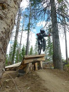 cruel and unusual trestle | Cruel and Unusual - michaelleedavis - Mountain Biking Pictures - Vital ...