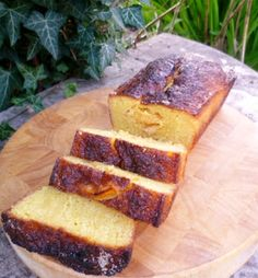 Marmaduke Scarlet: demerara, almond and lemon drizzle cake (another winning Nigel Slater recipe)