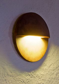 BOLT LED WALL LIGHT - wall lighting uk - outdoor pillar lighting - exterior wall light ideas - residential outdoor lighting