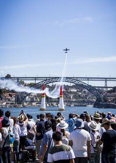 Impressions from the Red Bull Air Race 2017 in Porto. #RIEDEL