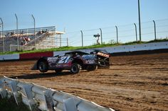 DIRT TRACK RACING: Travis Dickes Racing has released their 2013 dirt racing schedule. The team will be piloting the regular 21T late model. In addition and new for this season, the team has added a dirt modified to the team's racing stable. http://DickesRacing.com/results/2013-events/